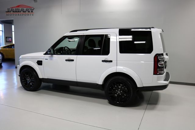 2014 Land Rover LR4 LUX Merrillville, Indiana 39