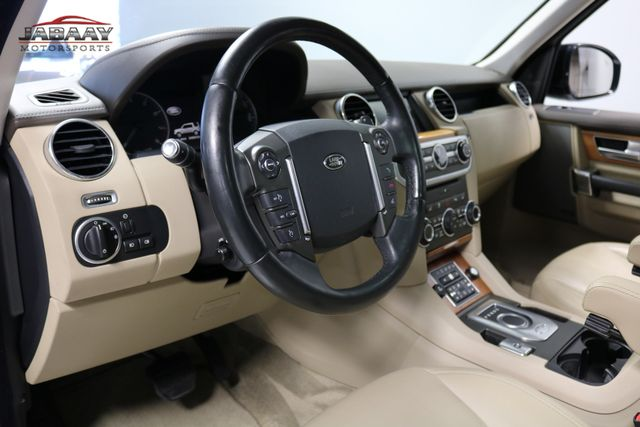 2014 Land Rover LR4 LUX Merrillville, Indiana 9