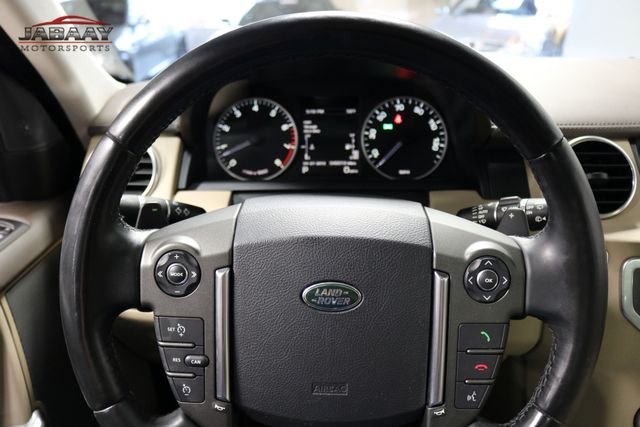 2014 Land Rover LR4 LUX Merrillville, Indiana 18
