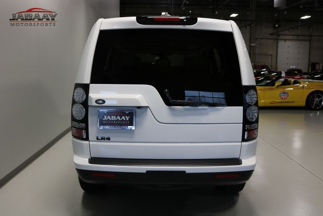 2014 Land Rover LR4 LUX Merrillville, Indiana 3
