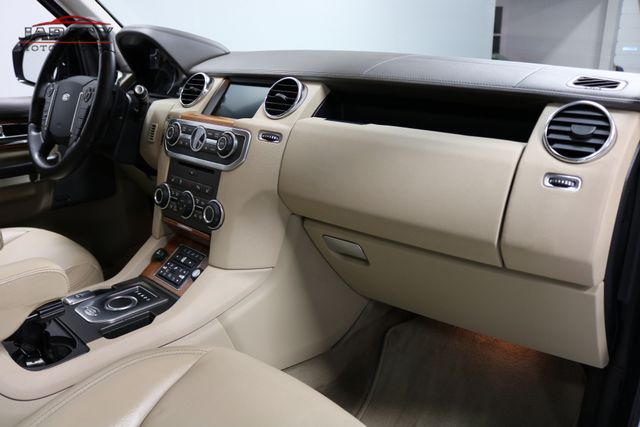 2014 Land Rover LR4 LUX Merrillville, Indiana 17