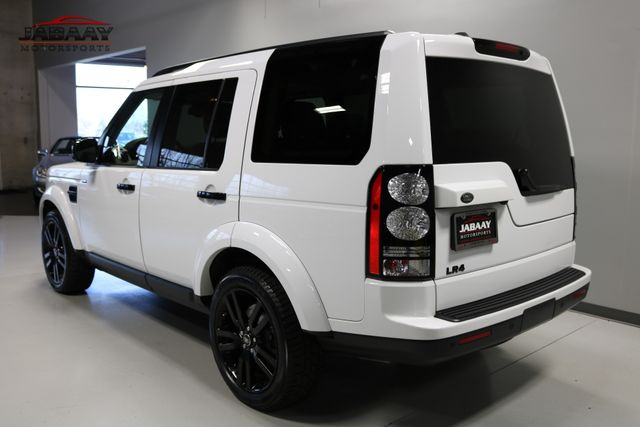 2014 Land Rover LR4 LUX Merrillville, Indiana 2