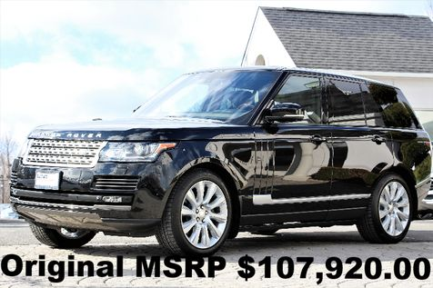 2014 Land Rover Range Rover V8 Supercharged in Alexandria, VA