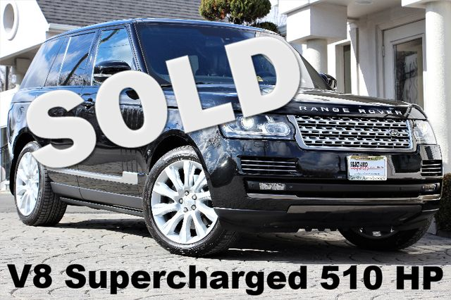 2014 Land Rover Range Rover V8 Supercharged in Alexandria VA