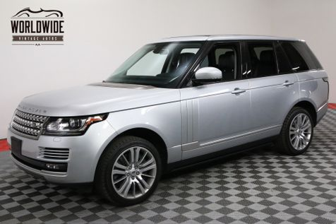 2014 Land Rover RANGE ROVER SUPERCHARGED CPO WARRANTY TO 100,000 MILES | Denver, Colorado | Worldwide Vintage Autos in Denver, Colorado