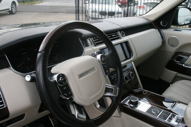 2014 Land Rover Range Rover Supercharged Autobiography Houston, Texas 20