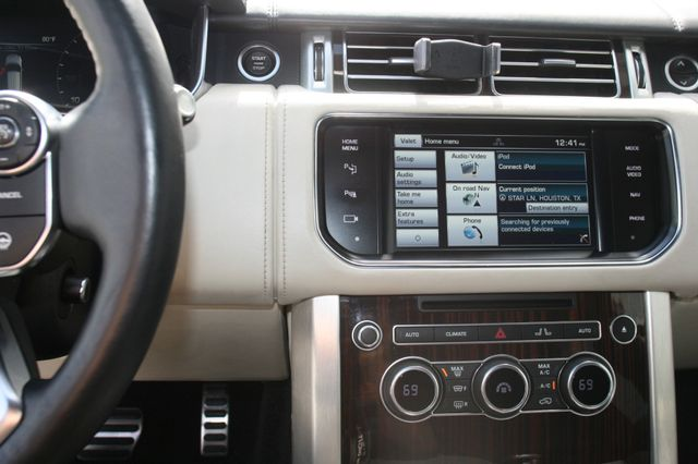 2014 Land Rover Range Rover Supercharged Autobiography Houston, Texas 5