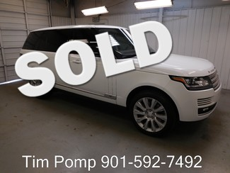 2014 Land Rover Range Rover L Supercharged LWB in Memphis Tennessee