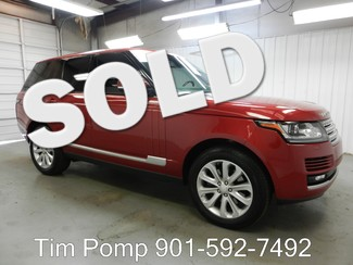 2014 Land Rover Range Rover HSE in Memphis Tennessee