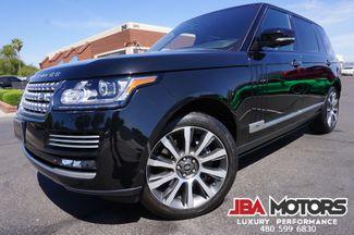 2014 Land Rover Range Rover Supercharged Autobiography LWB Long Wheel Base | MESA, AZ | JBA MOTORS in Mesa AZ