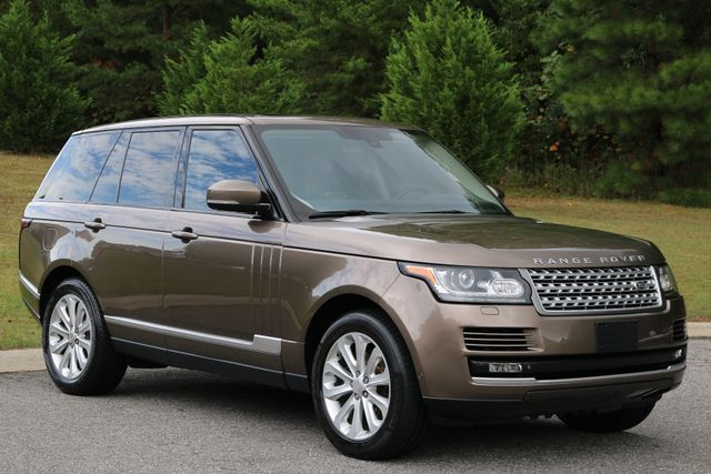 2014 Land Rover Range Rover HSE Mooresville, North Carolina 0