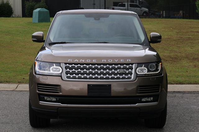 2014 Land Rover Range Rover HSE Mooresville, North Carolina 1