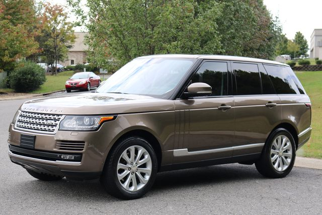 2014 Land Rover Range Rover HSE Mooresville, North Carolina 2