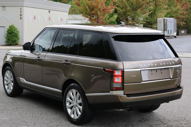 2014 Land Rover Range Rover HSE Mooresville, North Carolina 3