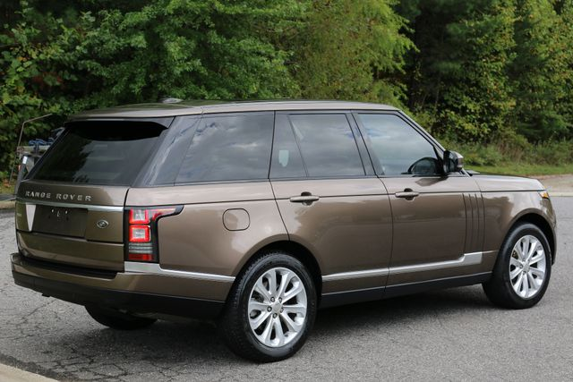 2014 Land Rover Range Rover HSE Mooresville, North Carolina 5