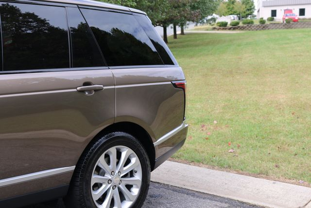 2014 Land Rover Range Rover HSE Mooresville, North Carolina 87