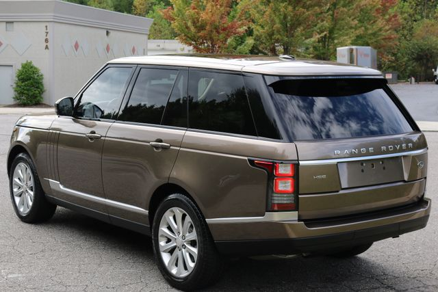 2014 Land Rover Range Rover HSE Mooresville, North Carolina 88