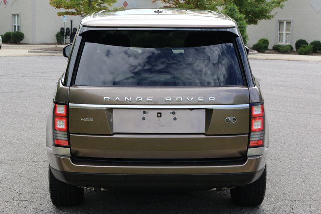 2014 Land Rover Range Rover HSE Mooresville, North Carolina 89
