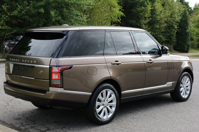 2014 Land Rover Range Rover HSE Mooresville, North Carolina 90