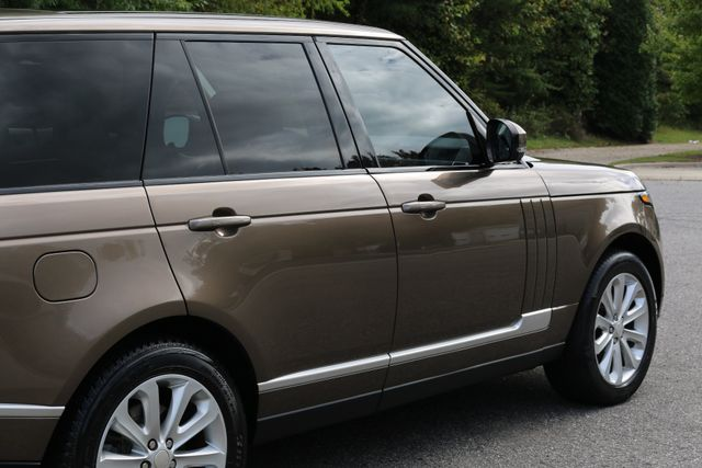 2014 Land Rover Range Rover HSE Mooresville, North Carolina 91