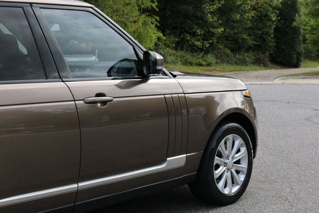 2014 Land Rover Range Rover HSE Mooresville, North Carolina 92