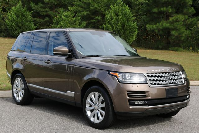 2014 Land Rover Range Rover HSE Mooresville, North Carolina 94
