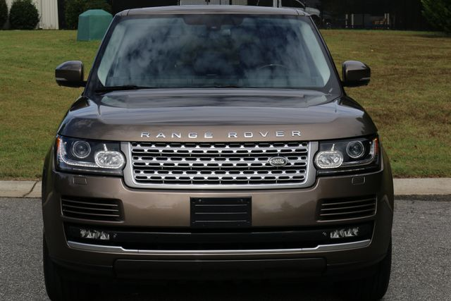 2014 Land Rover Range Rover HSE Mooresville, North Carolina 95