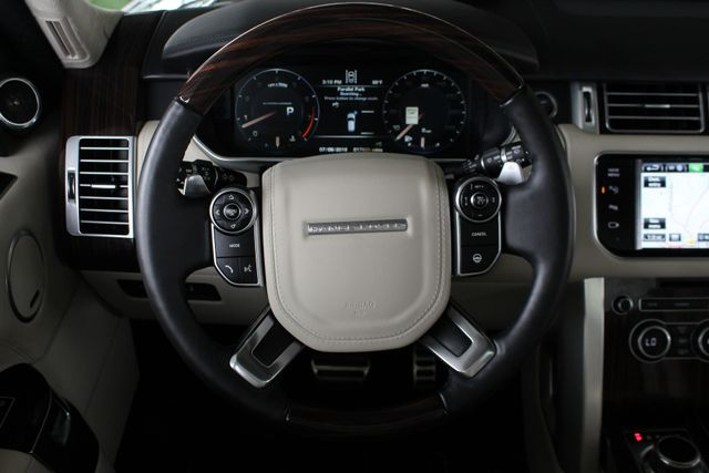 2014 Land Rover Range Rover Supercharged Autobiography 4WD Mooresville , NC 9