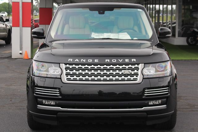 2014 Land Rover Range Rover Supercharged Autobiography 4WD Mooresville , NC 24