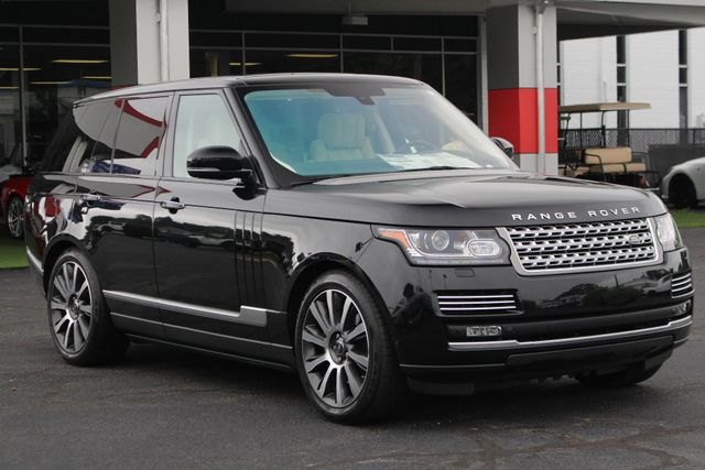 2014 Land Rover Range Rover Supercharged Autobiography 4WD Mooresville , NC 26