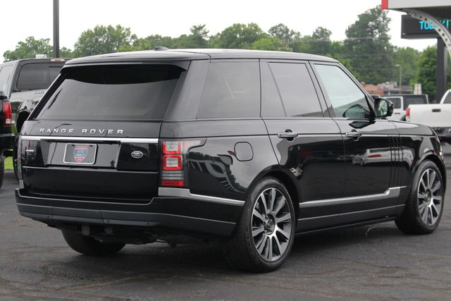 2014 Land Rover Range Rover Supercharged Autobiography 4WD Mooresville , NC 28