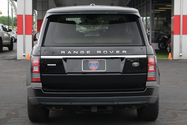 2014 Land Rover Range Rover Supercharged Autobiography 4WD Mooresville , NC 25