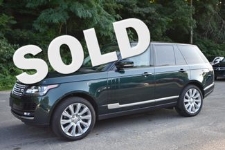 2014 Land Rover Range Rover Supercharged Naugatuck, Connecticut