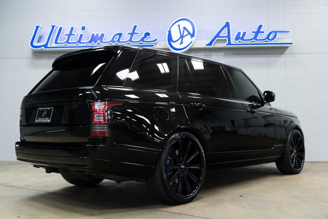 2014 Land Rover Range Rover Supercharged Autobiography Orlando, FL 4