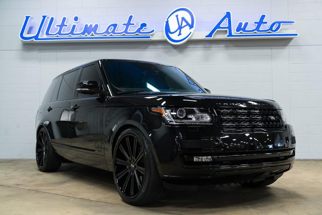 2014 Land Rover Range Rover Supercharged Autobiography Orlando, FL 6