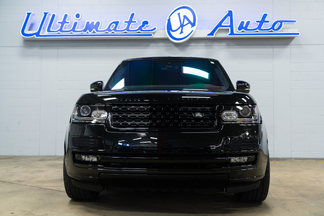 2014 Land Rover Range Rover Supercharged Autobiography Orlando, FL 7