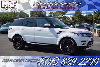 2014 Land Rover Range Rover Sport Supercharged | Albuquerque, New Mexico | M & F Auto Sales-[ 2 ]