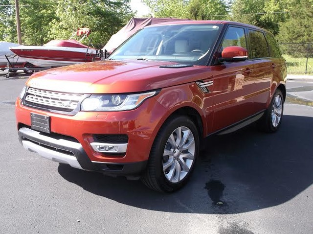 2014 Land Rover Range Rover Sport @price - Thunder Road Automotive LLC Clarksville_state_zip in Clarksville Tennessee