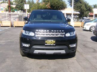 2014 Land Rover Range Rover Sport Supercharged Los Angeles, CA 1