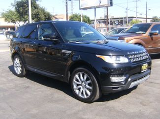 2014 Land Rover Range Rover Sport Supercharged Los Angeles, CA 4