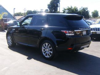 2014 Land Rover Range Rover Sport Supercharged Los Angeles, CA 8