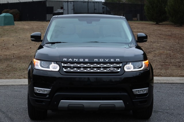 2014 Land Rover Range Rover Sport Supercharged Mooresville, North Carolina 1