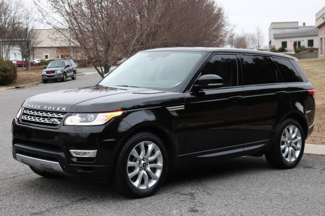 2014 Land Rover Range Rover Sport Supercharged Mooresville, North Carolina 2