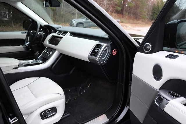 2014 Land Rover Range Rover Sport Supercharged Mooresville, North Carolina 28