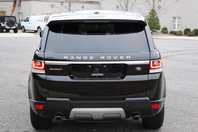 2014 Land Rover Range Rover Sport Supercharged Mooresville, North Carolina 4