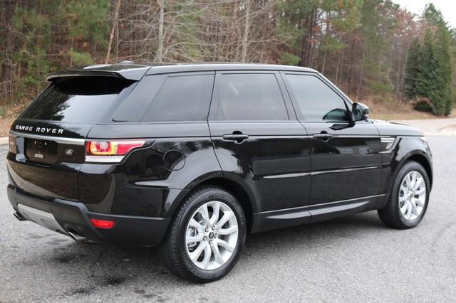 2014 Land Rover Range Rover Sport Supercharged Mooresville, North Carolina 5