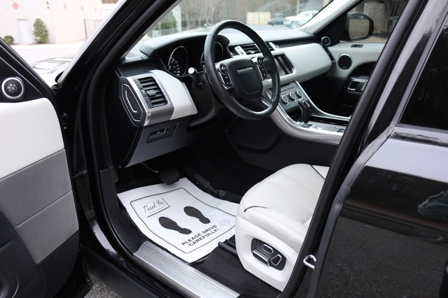 2014 Land Rover Range Rover Sport Supercharged Mooresville, North Carolina 6
