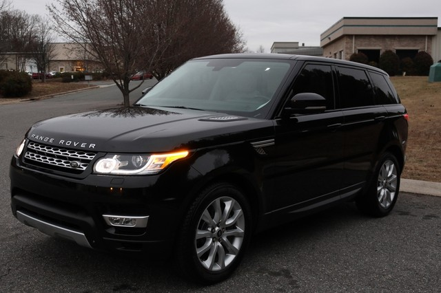 2014 Land Rover Range Rover Sport Supercharged Mooresville, North Carolina 79