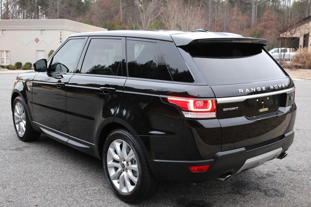 2014 Land Rover Range Rover Sport Supercharged Mooresville, North Carolina 82