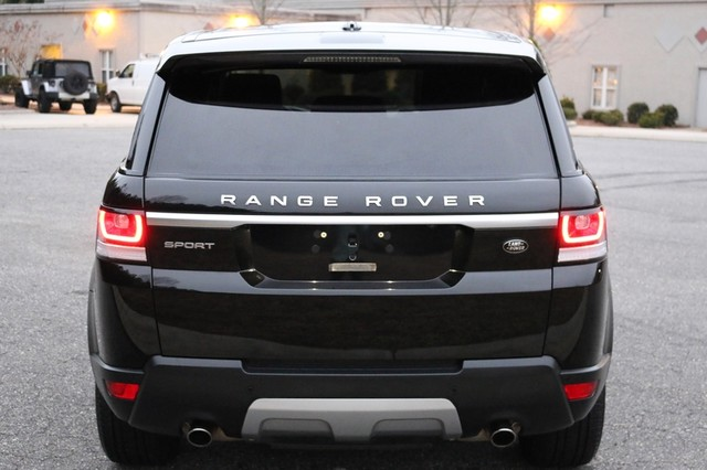 2014 Land Rover Range Rover Sport Supercharged Mooresville, North Carolina 83